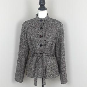Calvin Klein Coat -Size 8